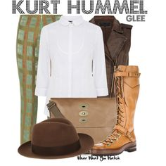 Inspired by Kurt Hummel (Glee)