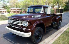 1958 Dodge Power Wagon for sale #1792523 - Hemmings Motor News