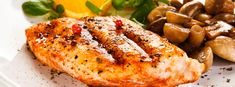In the province of Oaxaca in southern Mexico, chicken and other meats are often cooked with fruit and the spices that complement fruit. Thi...