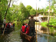 Szlak Krutyni rozpoczyna się w Sorkwitach nad jeziorem Lampackim, a kończy na jeziorze Bełdany.  fot. Mrągowskie Centrum Informacji Turystycznej