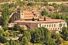 The Monastery of Santa María del Parral of the Hieronymites monks in Segovia, Spain