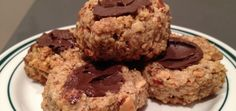 Cocoa-Almond Breakfast Cookies (Vegan & Gluten Free!)