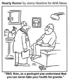 Hearty Humor by Jonny Hawkins