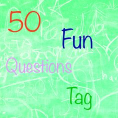 50 fun questions tag Blogging, Calm, This Or That Questions, Artwork, Fun, Work Of Art, Auguste Rodin Artwork, Lol, Funny