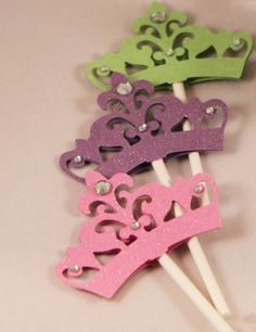 Princess! Cute wands bet I could do this with me silhouette