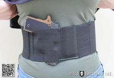 Ladies Concealment Clothing | Join ITS Tactical as Kelly reviews the Comfort Fit Belly Band from The ...