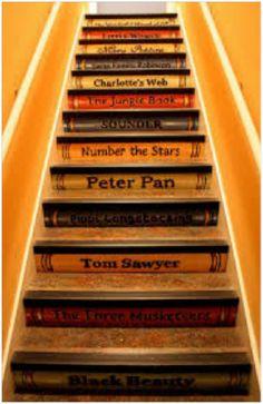 Decorare e personalizzare le scale
