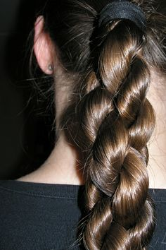 Double rope braid