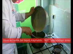 Cooking video-vegetable soup with turkey