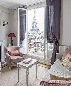 111 Awesome Parisian Chic Apartment Decor Ideas 66