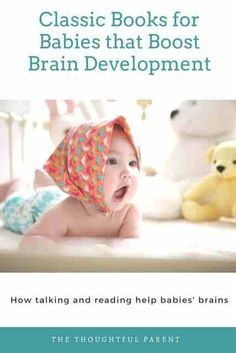 Books For Boys, Childrens Books, Classic Baby Books, Best Baby Book, Best Parenting Books, Parenting Hacks, Baby Development, Language Development, Parenting Toddlers