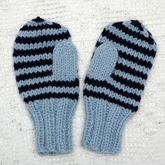 Knit Mittens, Baby Knitting Patterns, Baby Booties, Knitting Projects, Gloves, Diy And Crafts, Knit Crochet, Wool, Fashion