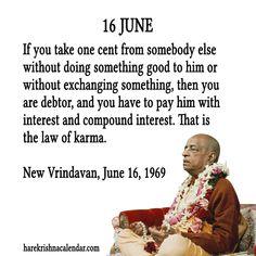 june month quotes prabhupada - Google Search