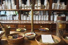 ハーブ薬局-Herboristerie de la Place de Clichy : 樋口智恵子公式ブログ『ヒグチ風味、チエコ味。』