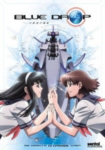Blue Drop Complete Collection Anime DVD Review