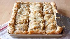Yummy Apple Slab Pie – Recipes To Know