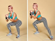 12 Exercises to Tighten Your Butt and Legs in No Time
