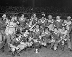 On 30th May 1984, Liverpool won 5-3 against AS Roma after a penalty shootout in the European Cup Final played in Roma, the opponent's home ground .