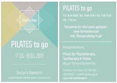 Pilates Workshop 17.5.-19.5.2019 Pilates, Workshop, Chart, Yoga For Pregnant Women, Pop Pilates, Atelier, Work Shop Garage