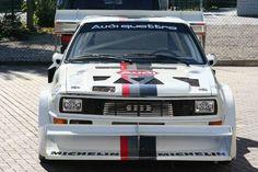 Beastly Quattro!