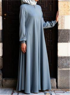 Tencel Flared Abaya