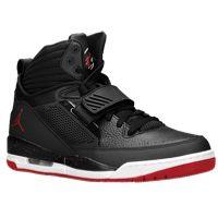 Jordan black and red Flight 97 Jordans Sneakers, Air Jordans, Shoes Sneakers, Jordans Black And Red, Jordan Shoes For Men, Hip Hop Fashion, Mens Fashion, Newest Jordans, Foot Locker
