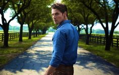 Mmm perfection, josh Henderson!