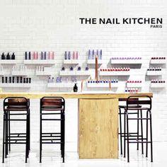 Dans le @lebhvmarais #paris The Nail Kitchen by @KureBazaar est un bar à ongles #ecolo et #bio. A la carte, pose de #vernis, #manucure... avec ou sans rendez-vous. Pratique ! http://www.spa-etc.fr/lieux/the-nail-kitchen,1218.html @Spa_Etc