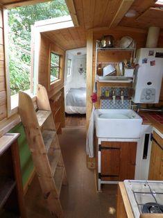 Springer 45 Cruiser Stern, House Boat, Tiny house, Tiny Home, Floating House