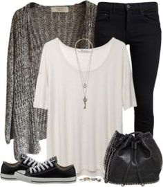 Cute and Beautiful Everyday Outfit Polyvore Combinations – Be Modish – Be Modish Not ...