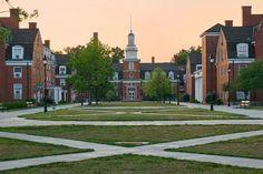 Ohio University, Athens Ohio