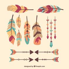 Download these free vector EPS Boho style feather dreamcatchers, in the form of invites, flyers, stickers and business cards.