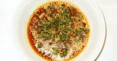 中華料理には、中華風ドレッシングはいかが?コチュジャン入りの薬味の入ったサラダ手作りドレッシングです!