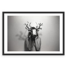 Poster Deer de @debas | Colab55
