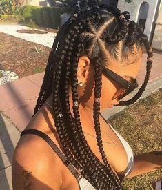 Real poetic justice braids