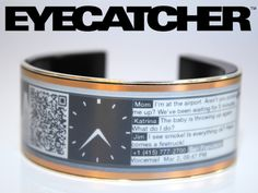 Eyecatcher: The Smart, Large-Display, Super-ChargedWearable