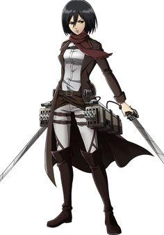 Mikasa Ackerman/#1849690 - Zerochan