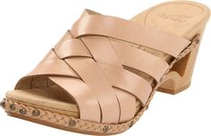 Dansko Tory Sandal, $129.95 @ endless.com...comes in some really cool colors, too!