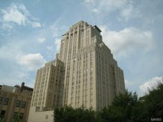 Chase Park Plaza in the #CWE
