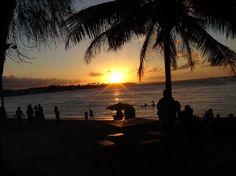 Puerto Rico# Sunset.