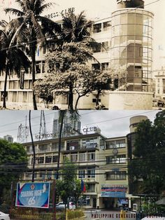 Dito, Noon: National Press Club Building, x Philippine Architecture, Philippine Art, Then And Now Photos, Social Organization, Philippines Culture, Manila, 1960s, Buildings, Art Deco