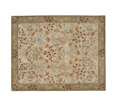 Adeline Rug - Multi | Pottery Barn. 8 x 10 is $599 (delivery surcharge: $25.)
