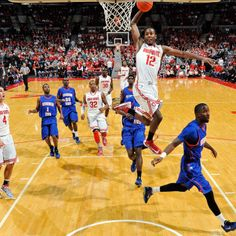 nba basketball players dunking   College Basketball Players Most Likely to Win an NBA Dunk Contest ...
