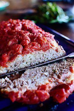 Italian Meatloaf - Serves 12