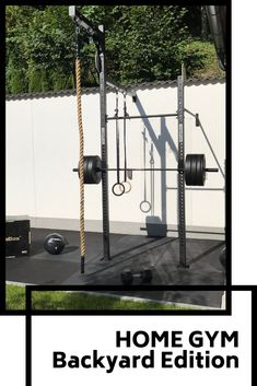 Request a quote - Kingsbox Home Gym Garage, Diy Home Gym, Gym Room At Home, Best Cardio Workout, Workout Fitness, Boxing Workout, Crossfit Home Gym, Backyard Gym, Casa Patio
