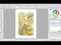 Serif DrawPlus X6 Tutorial - Working with Layers