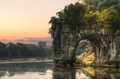 Visit the hot spots of Guilin and its magical surroundings in a short but sweet 3- to 4-hour tour of highlights that include Elephant Hill, Reed Flute Cave and Fubu Hill. Description from top10thingstodoin.com. I searched for this on bing.com/images
