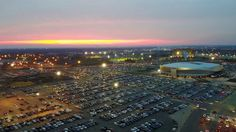 Long Island Index: Nassau Hub plan outdated Nassau Coliseum, Long Island, Airplane View, How To Plan, Park, Parks