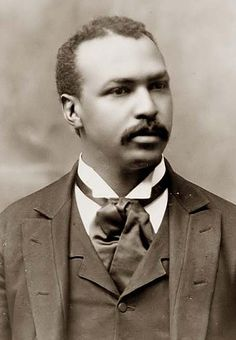 African American Man by Black History Album, via Flickr
