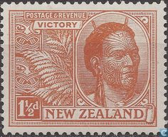 New Zealand - Victory 1920 Reptiles And Amphibians, Postage Stamps, Kiwi, Victorious, New Zealand, Countries, Label, Printing, Tapestry